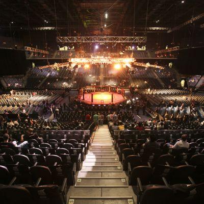UFC:n vapaaottelutapahtuma Macaossa.