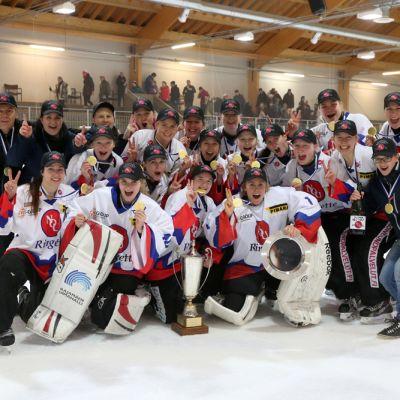 Ringeten Suomen mestarit 2016 Nokian Urheilijat