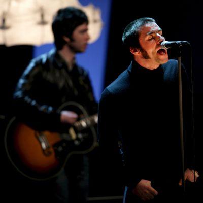 Noel ja Liam Gallagher