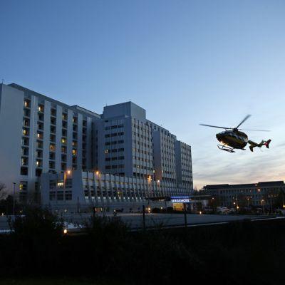 Sairaala Grenoblessa