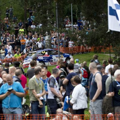 Jyväskylän MM-ralli