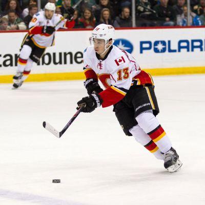 Calgary Flamesin Johnny Gaudreau