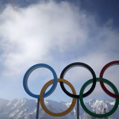 Sotshi olympiarenkaat