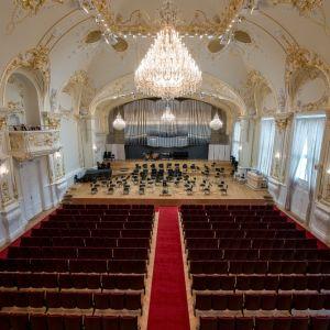 Bratislavan filharmonian konserttisali