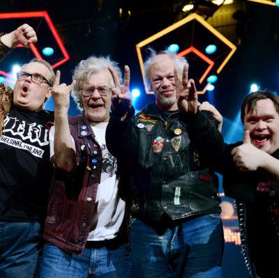 Pertti Kurikan nimipäivät ei selviytynyt finaaliin Euroviisuissa