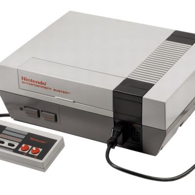 Nintendo Entertainment System.