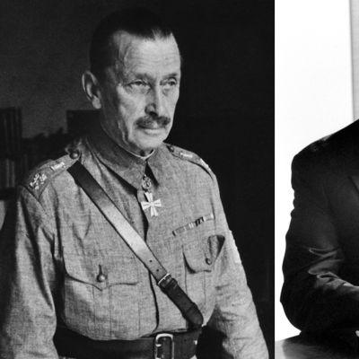Mannerheim ja Kekkonen