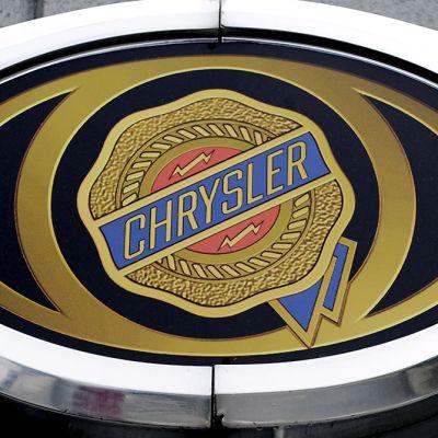 Chryslerin logo.