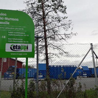 Seinäjoki-Nurmon jäteasema