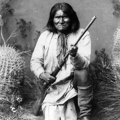 Heimopäällikkö Geronimo