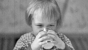 I Norden dricks det mycket mjölk