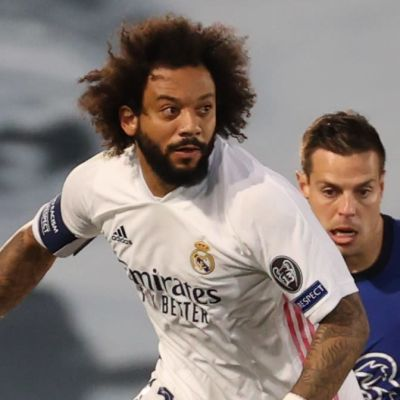 Marcelo i Real Madrid.