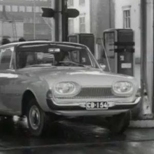 Moottoriton auto.