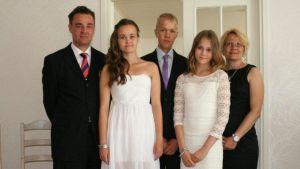 Timon perhe