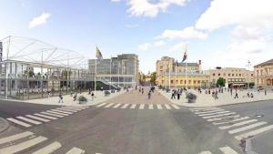 Vision av Jakobstads centrum