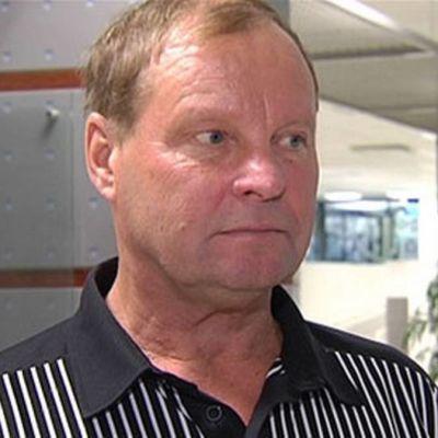 Spjuttränaren Kari Ihalainen missar Amsterdam och Rio de Janeiro.