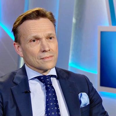 Pensionsbolaget Ilmarinens vd Timo Ritakallio.