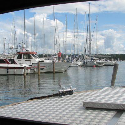 Nauvon venesatama 2012