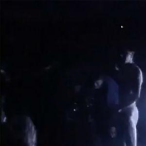 Housut pois -strippariryhmä dokumentissa Tosi tarina: Housut pois - Työtä hinnalla millä hyvänsä? (1999)