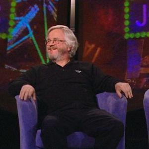 Börje Mellberg ja Elina Penttinen Jos-keskusteluohjelmassa (2004)