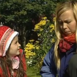 Unna Junná kertoo saamelaislasten maailmasta lasten omalla kielellä.