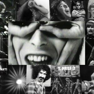 Kollaasi Iltatähti-ohjelman esiintyjistä vuonna 1973.