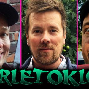 Kaisa Leka, Kenneth Levänen och Miiku Lehtelä