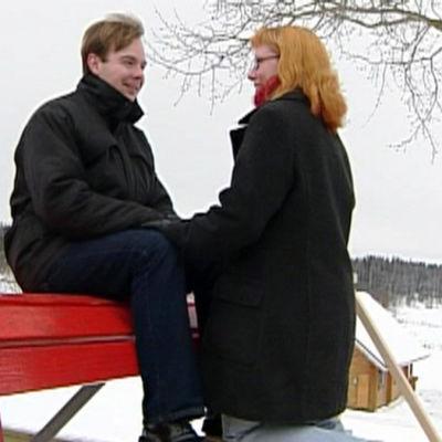 Karkauspäivän kosintatapahtuma Lapinjärvellä 2004.
