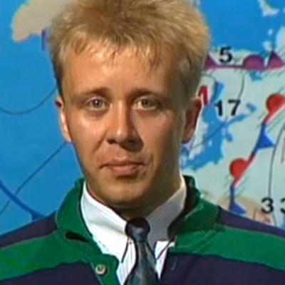 Juha Föhr ennustaa kesäsäätä 1986