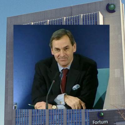 Toimitusjohtaja Mikael Lilius