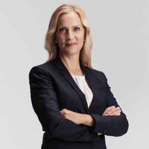Sandra Bergqvist.