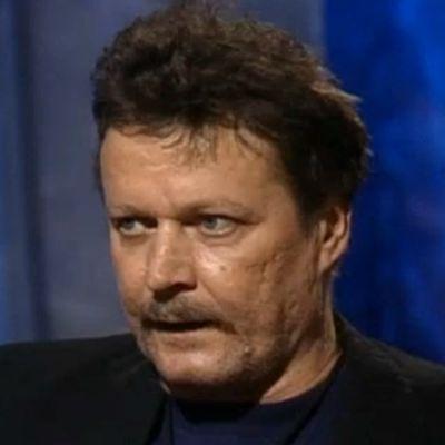 Heikki Määttänen Inhimillisessä tekijässä vuonna 2000.
