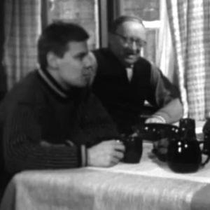 Kuvakaappaus ohjelmasta Veljmiehen televisio (1962)