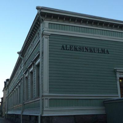 Aleksinkulma Oulussa