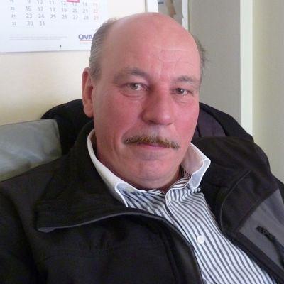 Kansanedustaja Jukka Kärnä (SDP), Imatra.