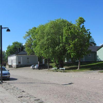 Kristiinankatu Lappeenrannan Linnoituksessa