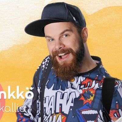 Kuvassa Aapo Rönkkö (Kalle Ruusukallio).