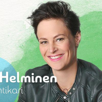 Kuvassa Maija Helminen (Lotta Lehtikari).