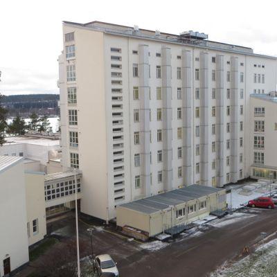Savonlinnan keskusssairaala