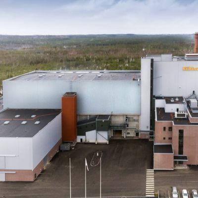 Kuva Riikinvoiman voimalaitoksesta.