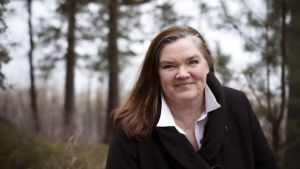 Maja Hagerman, författare, fackboksförfattare,