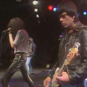 Ramones esiintyy Provinssirockissa.