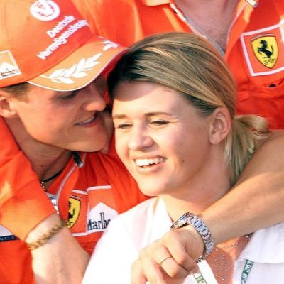 Michael ja Corinna Schumacher