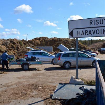 Ruskon jätekeskus; Oulu; kaatopaikka