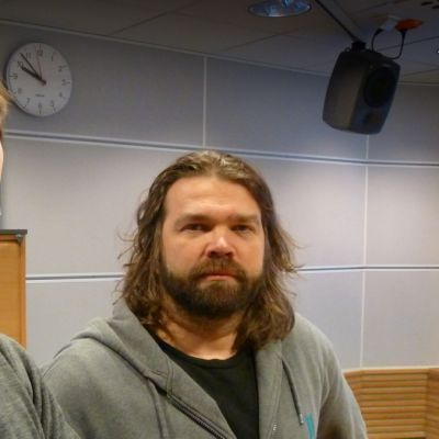 Arto Valkama ja Mikko Kouki