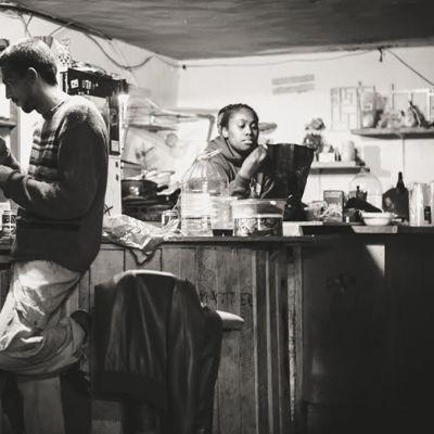 Ykä Kiukkonen kuvasi talonvaltaajia Las Palmasissa.
