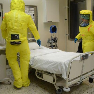 Här ska den norska ebolapatienten vårdas