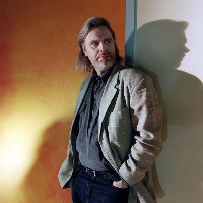 Elokuvaohjaaja, säveltäjä Juha Tapaninen.