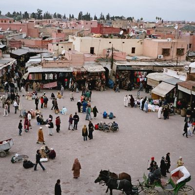 Marrakechin tori