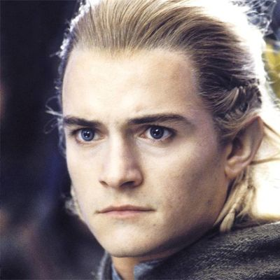Orlando Bloom esitti Legolas-haltiaa Taru Sormusten Herrasta -elokuvissa.